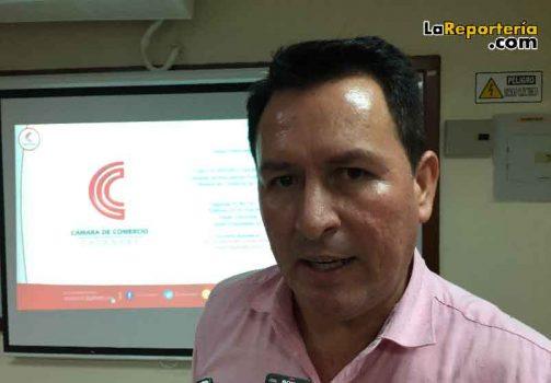 Carlos Rojas, presidente Ejecutivo CCC