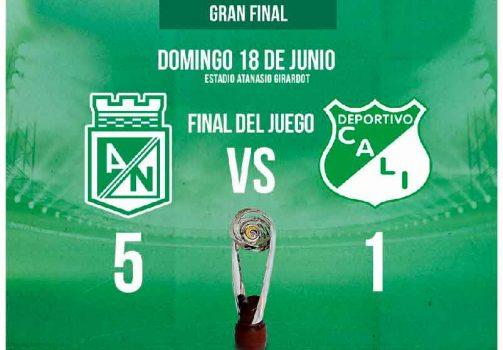 Imagen Atlético Nacional