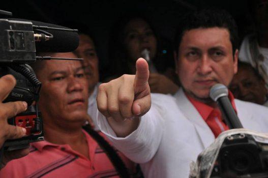 Jhon Jairo Torres, alcalde de Yopal.