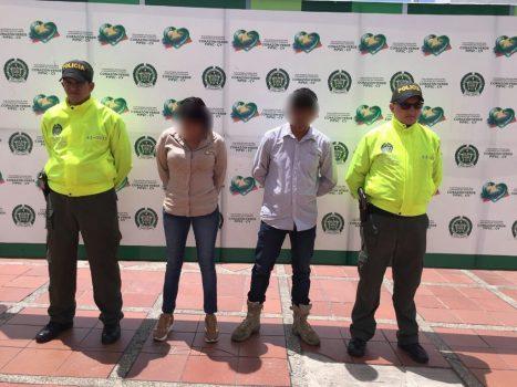 Las autoridades los capturaron tras meses de investigación.