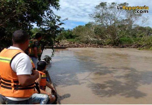 Operativo organizado por Bomberos de Villanueva, con apoyo de la comunidad