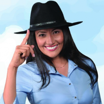 La Totumeña, Eunice Escobar Bernal.