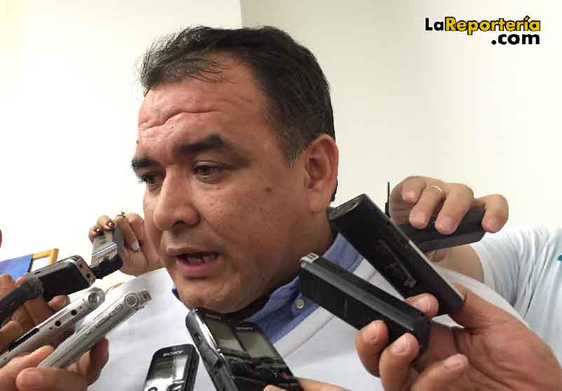Hayver Gutiérrez, gerente de Enerca.
