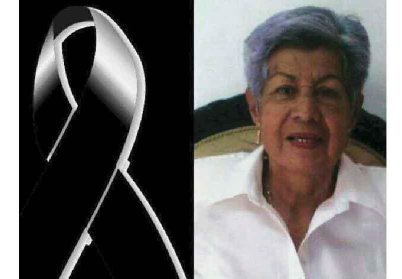 María Celina Vera Navarro QEPD.