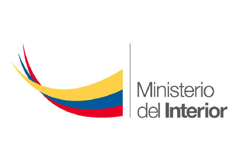 Ministerio del interior for Web ministerio del interior