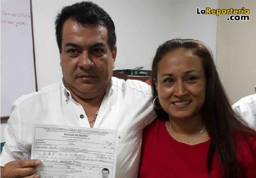 Candidato Luis Eduardo Castro /