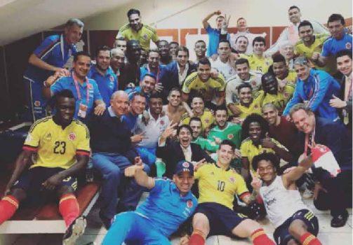 Selección Colombia / Imagen Instagram falcao /
