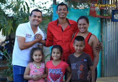 Julio Ramos CR 101 comparte mensaje con las familias de Casanare.