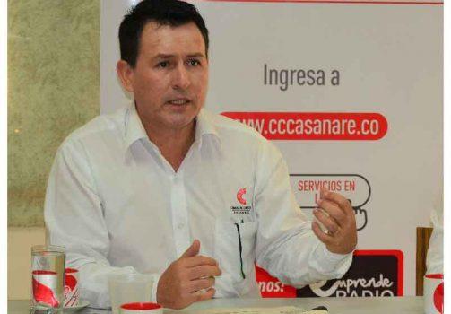 Carlos Rojas Arenas.