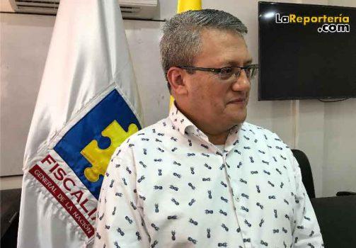 Fiscal José Alberto Salas Sánchez-