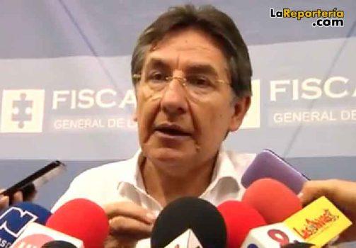 Fiscal Néstor Humberto Martínez-