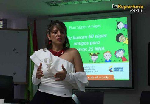 Jenny Rincón, directora ICBF Casanare.