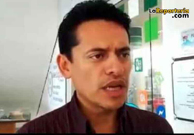 Jhon F. Encinales, director de Fiscalías en Casanare.
