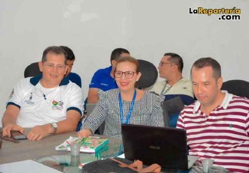 Mesas de trabajo sobre proyectos del OCAD.