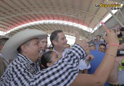 Germán Vargas Lleras en Casanare.