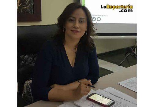 Diputada Sonia Bernal Sánchez-