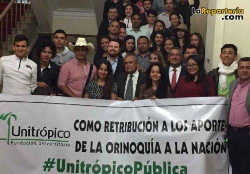 Así fue el día cuando se aprobó el proyecto en el Congreso de la República.
