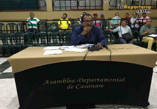 Edwin Camacho - Banco de Maquinaria