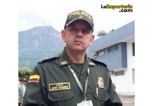 Coronel José Luis Ramírez Hinestrosa-
