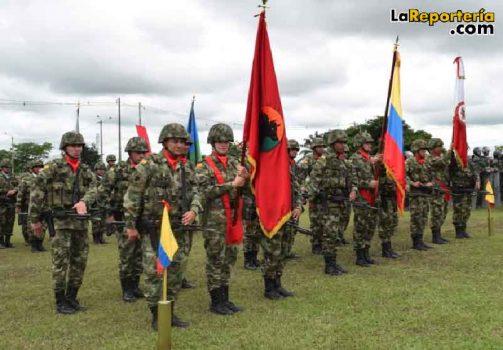 Así fue la ceremonia militar-