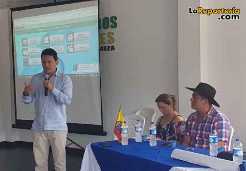 Director de Fiscalías Jhon F Encinales-