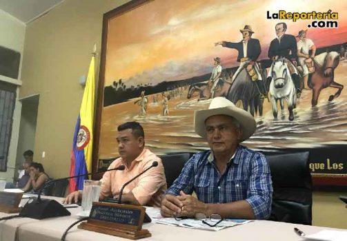 Diputado José Barrera-