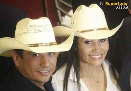 Gobernador Alirio Barrera y senadora Amanda Rocío González.
