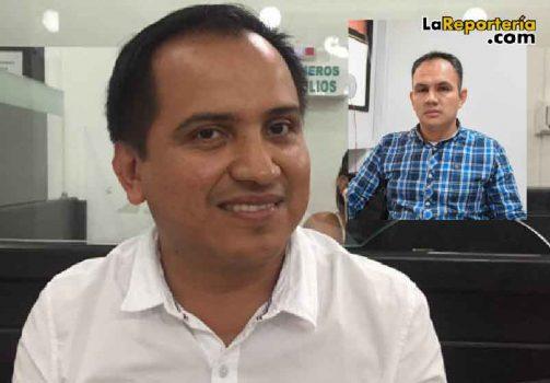 Eliver Moreno Pacheco, nuevo secretario de Gobierno de Yopal.