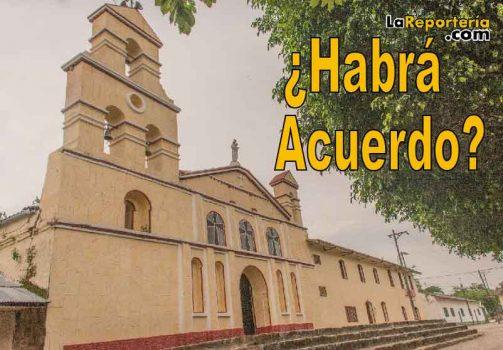 Iglesia de Nunchia-