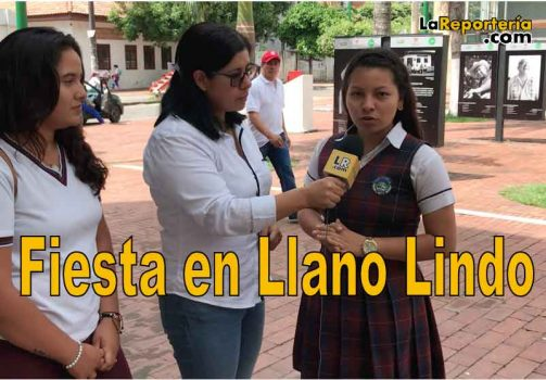 Semana Cultural en Llano Lindo.