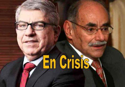 César Gaviria y Horacio Serpa.