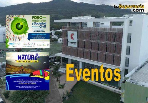 Centro de Convenciones y Negocios de la Cámara de Comercio de Casanare.