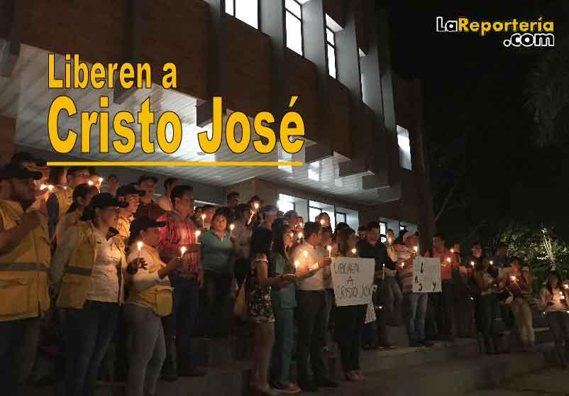 Liberen a Cristo José-