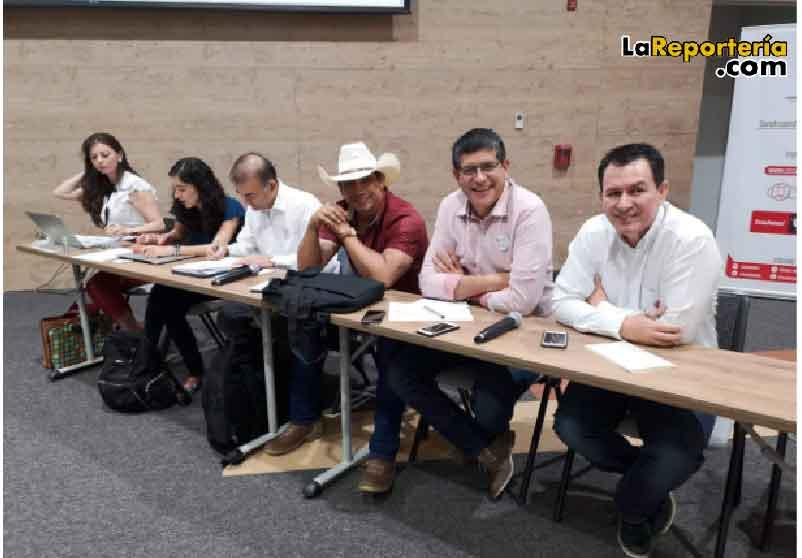 Mesa de Trabajo con petroleras de Casanare.