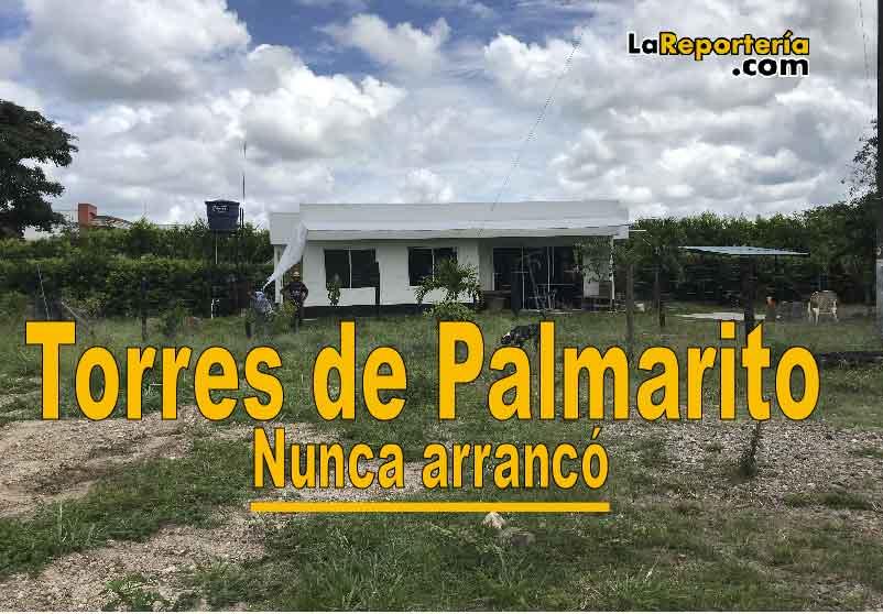 Torres de Palmarito-