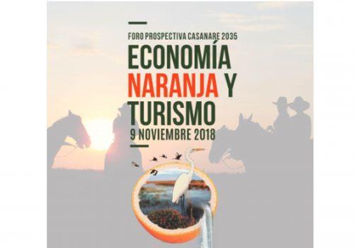 Economía Naranja y Turismo.