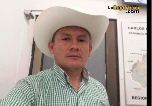 Concejal de Yopal, Epaminóndas Córdoba-
