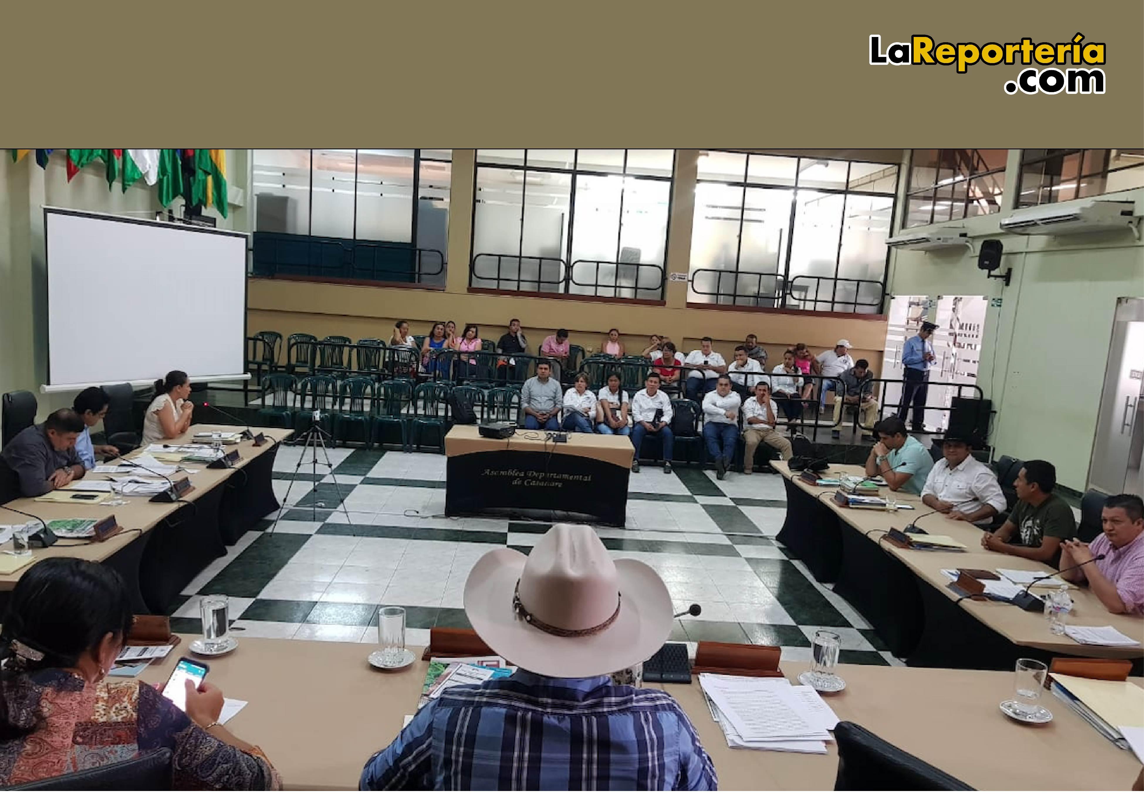 Asamblea de Casanare.