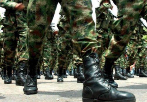 Dejan libres a soldados acusados de asesinato.