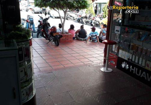 Ciudadano denuncia agresiones de venezolanos.