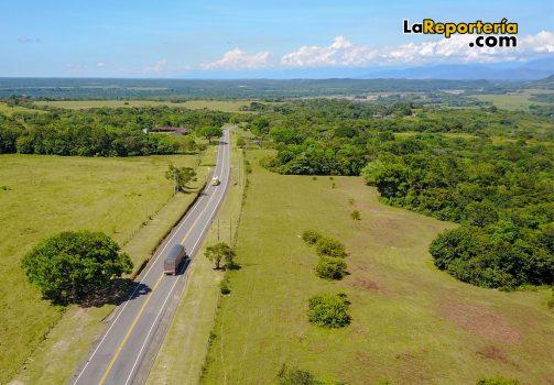 Yopal - Villavicencio.