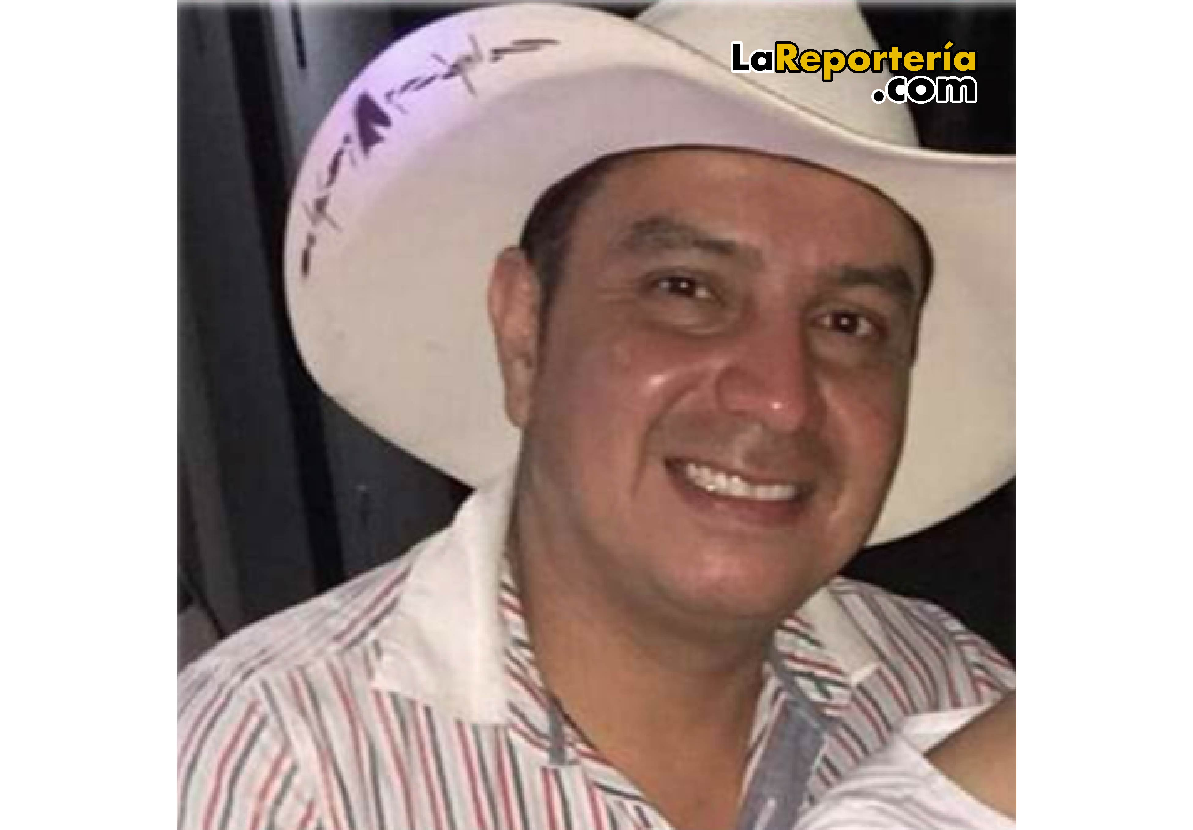 Comerciante Jairo Alonso Díaz Cárdenas -