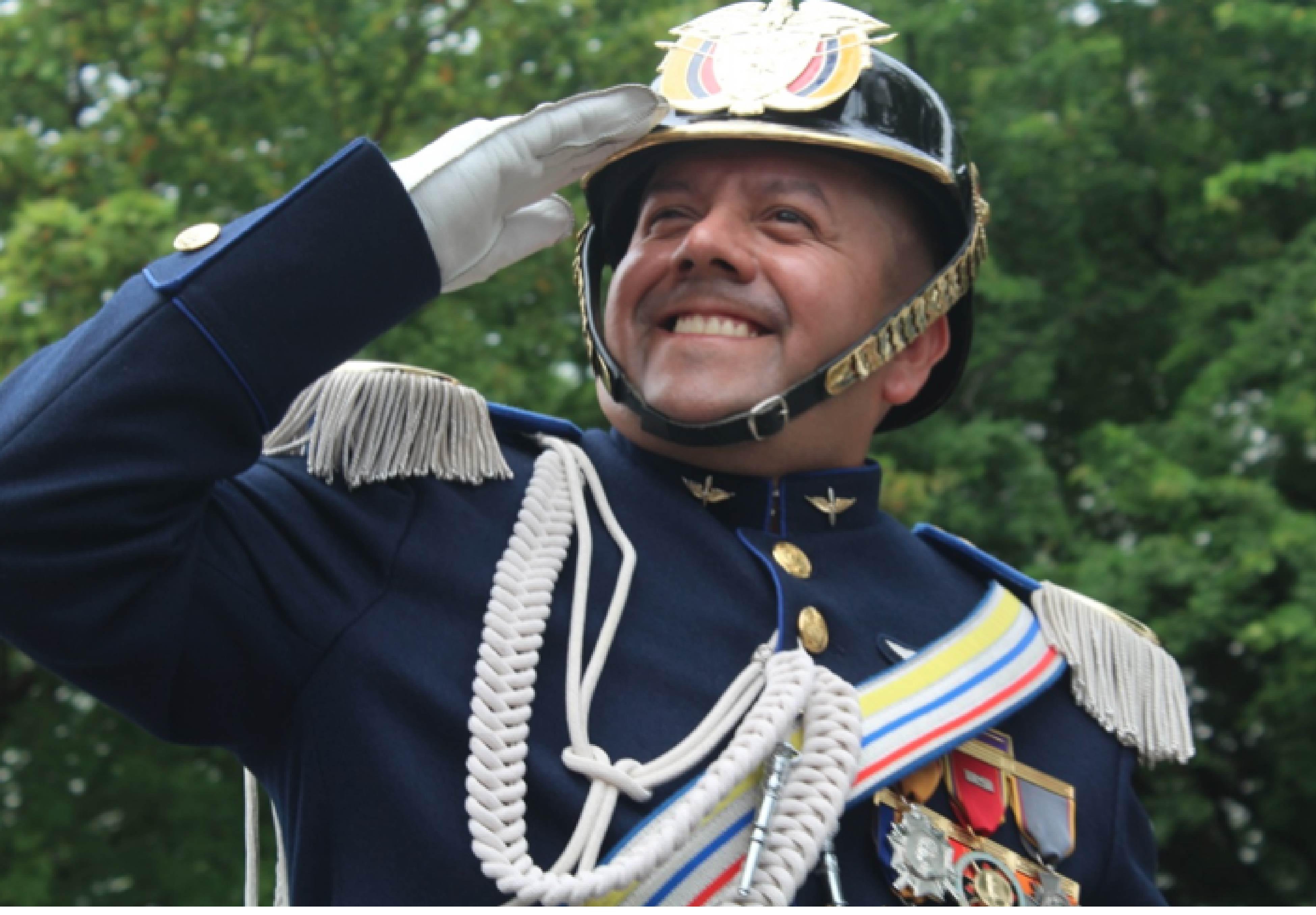 Coronel Aldemar Serrano-