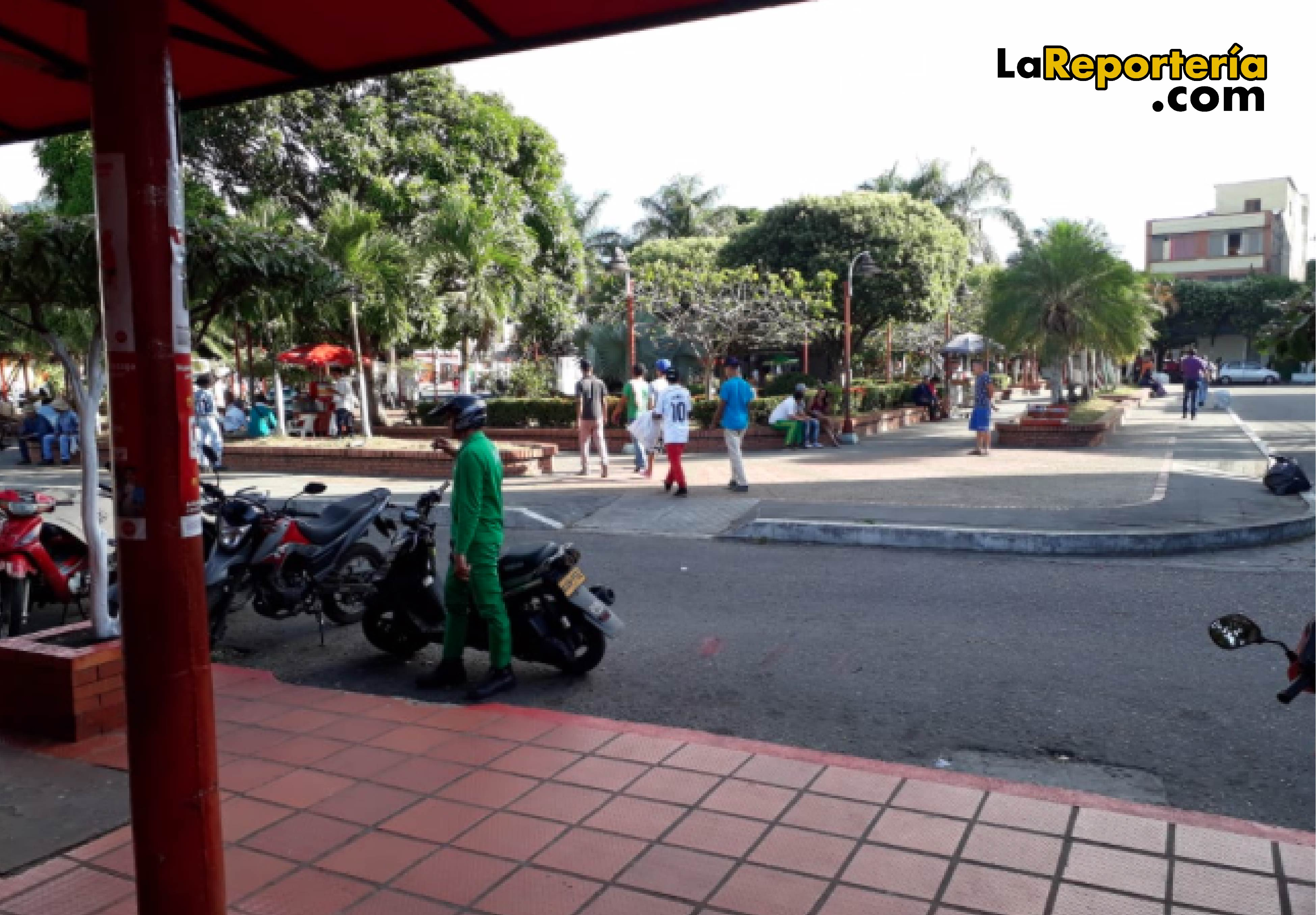 Parque La Estancia de Yopal.