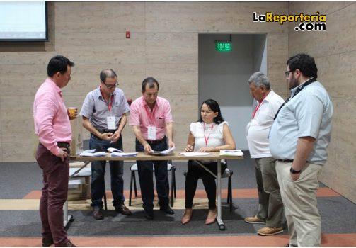 Elección nueva Junta Directiva CCC.