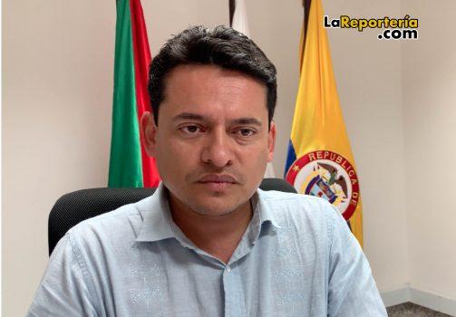 Director de Fiscalías Jhon Fredy Encinales-