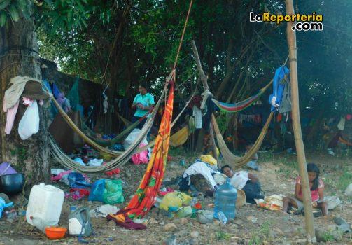 Indígenas de Paz de Ariporo-