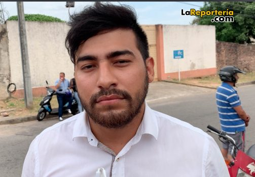 José Luis Mesa, hermano de Nancy QEPD.
