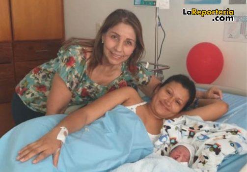 La historia del primer bebé que nació en la ESE Salud Yopal.