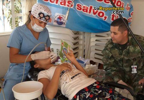 Brigada de Salud en Yopal-